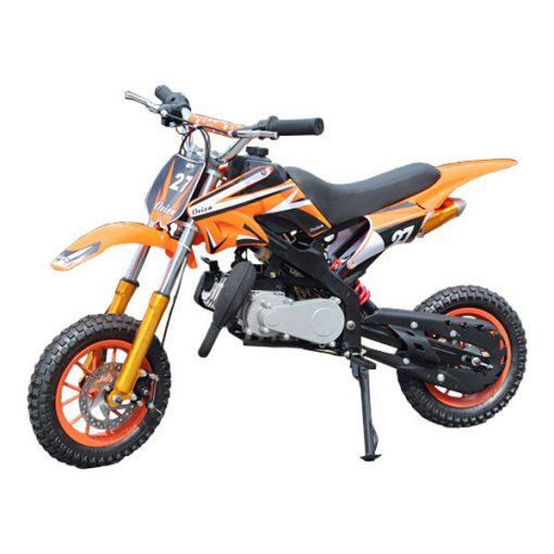 Mini Dirt Bike - Mini Scrambler - Mini Motor Cross 49cc Orrange