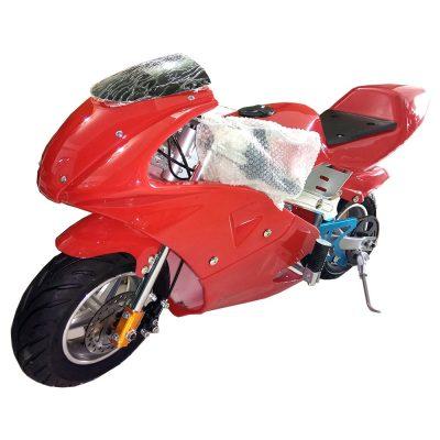 Mini Pocket Bike Sport Bike Pure Red