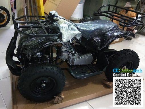 Kids Mini ATV 49cc Black For Sale 01