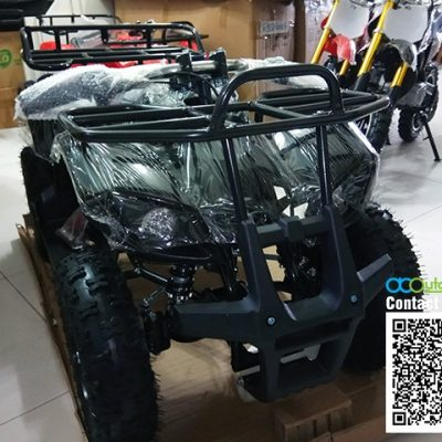 Kids Mini ATV 49cc Black For Sale 02