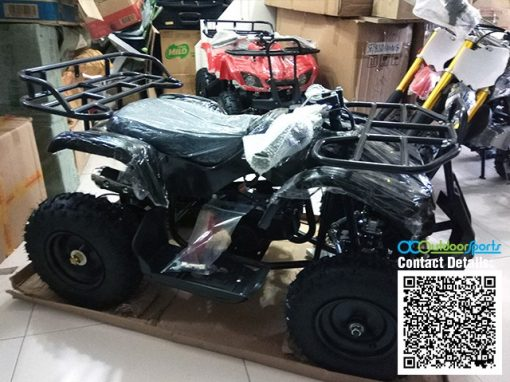 Kids Mini ATV 49cc Black For Sale Malaysia 03