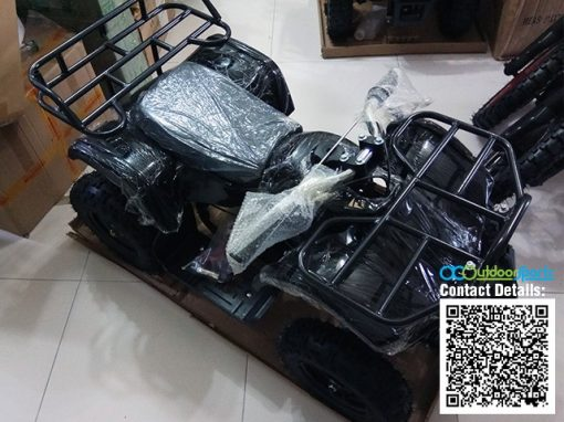 Kids Mini ATV 49cc Black For Sale 04